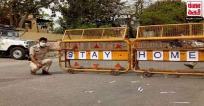 झारखंड में 'स्वास्थ्य सुरक्षा सप्ताह' के नाम से लॉकडाउन की अवधि 13 मई तक बढ़ी