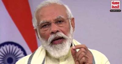 कोविड-19 की स्थिति पर PM मोदी ने चार राज्यों के मुख्यमंत्रियों से की बात