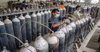 कालाबाजारी रोकने के लिए हरियाणा सरकार ने लिया फैसला, घर-घर जाकर ऑक्सीजन सिलेंडर होंगे रिफिल