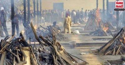राजस्थान : कोरोना संक्रमित का शव दफनाने में शामिल हुए 100 से अधिक लोग,गांव में अब तक 21 लोगों की मौत