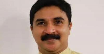 केरल: टीवी पत्रकार विपिन चंद का कोविड-19 से निधन, राज्यपाल और सीएम ने जताया दुख