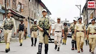 फिलिस्तीन की दुर्भाग्यपूर्ण स्थिति पर अराजक तत्वों को हिंसा करने की इजाजत नहीं देंगे: जम्मू-कश्मीर पुलिस