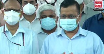 दिल्ली में एक हफ्ते के लिए बढ़ाया गया लॉकडाउन, अब 24 मई सुबह 5 बजे तक रहेंगी पाबंदियां