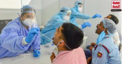 दिल्ली में कोरोना संक्रमण दर में आई गिरावट, 24 घंटे में 6456 नए केस और 262 की मौत