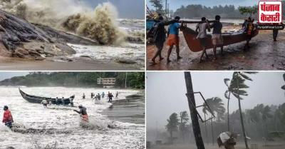 गुजरात में चक्रवात 'तौकते' ने मचाया आतंक, 4 लोगों ने गंवाई जान, भारी संपत्ति का हुआ नुकसान
