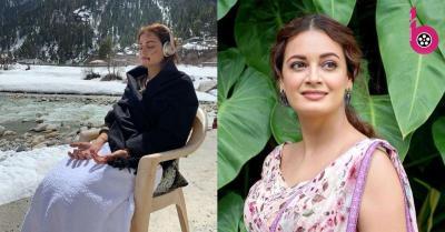 दीया मिर्जा के चेहरे पर कई चोटें देख घबराये फैंस, फैंस से पूछा - ये हालत कैसे हो गई आपकी?