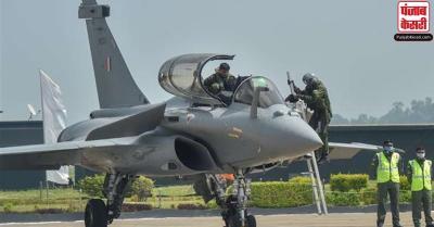 नवम्बर के पहले सप्ताह में भारत को मिल सकते है तीन और राफेल विमान
