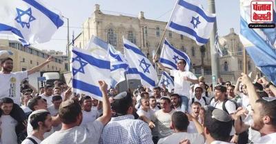 क्या फिर शुरू हो सकता है हमास और इजरायल में खुनी संघर्ष, यरुशलम में फ्लैग मार्च का आयोजन बढ़ा सकता है तनाव