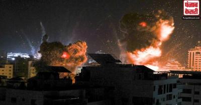 इजरायली सेना ने संघर्ष विराम के बाद फिर से गाजा में किया हमला, सैन्य परिसरों को बनाया निशाना