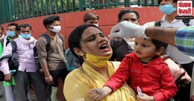दिल्ली में पिछले 24 घंटों में आए कोरोना के 158 नए मामले, पॉजिटिविटी रेट 0.20 प्रतिशत