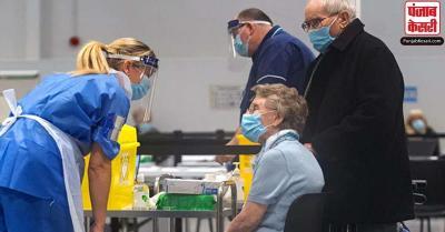 ब्रिटेन में डेल्टा स्वरूप मचा रहा कहर, एक्सपर्ट का दावा- चल रही कोरोना की तीसरी लहर