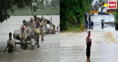 बाढ़ को लेकर यूपी सरकार अलर्ट, प्रभावित जिलों में सर्च और रेस्क्यू के लिए NDRF की टीमें तैनात