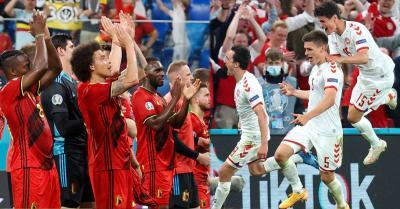 यूरो 2020 :'करो या मरो' मुकाबले में डेनमार्क ने रूस को हराया, बेल्जियम की लगातार तीसरी जीत