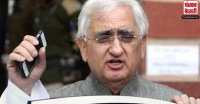 उत्तर प्रदेश में कांग्रेस का CM चेहरा होंगी प्रियंका गांधी? सलमान खुर्शीद ने कहा- राज्य में है पार्टी की कप्तान