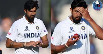 इंग्लैंड दौरे से पहले टीम इंडिया को तगड़ा झटका, इशांत शर्मा की उंगली में लगे कई टांके