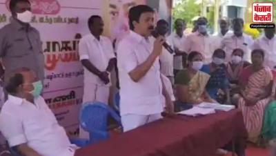 तमिलनाडु के चुनावों में हार के लिए एआईएडीएमके नेता ने भाजपा पर फोड़ा ठीकरा, कहा- गठबंधन रहा जिम्मेदार