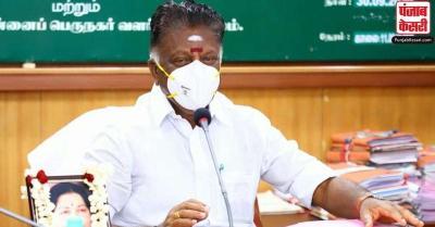 तमिलनाडु के पूर्व मुख्यमंत्री बोले- AIADMK भाजपा के साथ जारी रखेगी गठबंधन