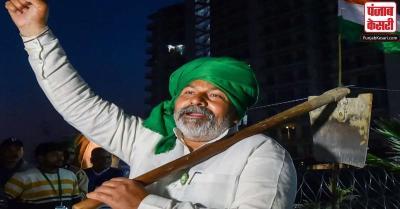 अब अगला निशाना है उत्तर प्रदेश की योगी सरकार, कुर्सी से उतार कर ही लेंगे दम : राकेश टिकैत