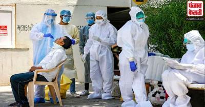 भारत में कोरोना वायरस के 35,342 नए मामलों की हुई पुष्टि, संक्रमण के चलते 483 लोगों ने गंवाई जान