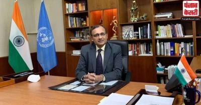 UNSC में सदस्यों के बीच के मतभेदों से निपटने को लेकर तिरुमूर्ति बोले- भारत ने बनाया तुलनात्मक संतुलन