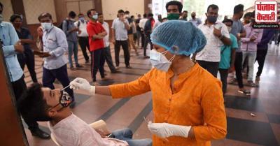 यूपी में एक दिन में सवा दो लाख लोगों की हुई जांच, 36 नए कोविड मरीज मिले