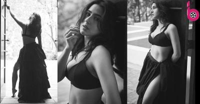 बोल्ड तस्वीरें पोस्ट कर सारा अली खान ने बताई 'दिल की बात', ब्लैक ब्यूटी बनकर ख्यालों में डूबी आई नजर ?