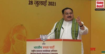 उत्तर प्रदेश विधानसभा चुनाव की तैयारियों के लिए कमर कस लें सांसद: नड्डा