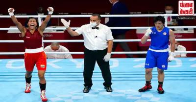 Tokyo Olympics : बॉक्सर लवलीना ने रचा इतिहास, सेमीफाइनल में बनाई जगह, पक्का हुआ भारत का दूसरा मेडल
