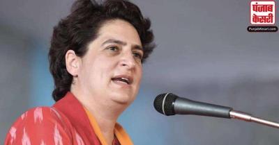 UP में CM पद के लिए कांग्रेस के चेहरे के संबंध में प्रियंका करेंगी फैसला, खुर्शीद बोले- जीतेंगे चुनाव