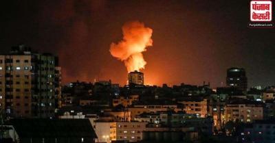 गाजा के आतंकवादियों ने इजराइल पर दागे रॉकेट, नहीं हुई कोई क्षति