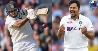 शार्दुल ठाकुर ने किया खुलासा, बताया- बल्लेबाजी में सुधार करने के लिए किये ये प्रयास