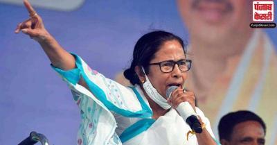 भारत को नहीं बनने दूंगी पाकिस्तान या तालिबान, विभाजन की राजनीति करती है BJP : ममता