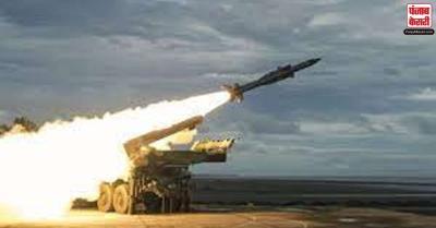 DRDO को मिली सफलता 'आकाश प्राइम' मिसाइल का किया सफल परीक्षण