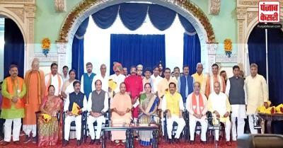 योगी सरकार के नए मंत्रियों के विभागों का हुआ बंटवारा, जितिन को मिली प्राविधिक शिक्षा की जिम्मेदारी