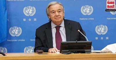भारत-PAK के बीच आतंकवाद पर हुई तीखी बहस के बावजूद UN महासचिव को वार्ता की उम्मीद, कही यह बात