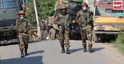 जम्मू-कश्मीर : उरी सेक्टर में पकड़ा गया पाकिस्तानी घुसपैठिया, एक आतंकवादी ढेर