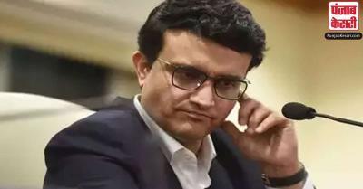 कलकत्ता HC ने BCCI अध्यक्ष सौरव गांगुली पर लगाया 10 हजार का जुर्माना, गलत ढंग से जमीन आवंटन का मामला