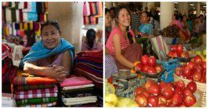 मणिपुर का 'इमा कैथेल'यानि 'मदर्स मार्किट'