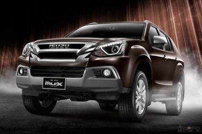 India Not Likely To Get New-Gen Isuzu MU-X; Old BS6 Model Spied