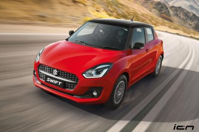 2021 Maruti Swift Facelift Launched; More Power, Mileage, Features
