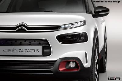 New Citroen C3 Sporty Front Design To Be Inspired By C4 Cactus: Spied