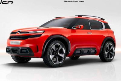 Citroen CC24 SUV Production To Begin In June 2022: Hyundai Creta Rival