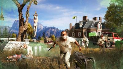 Far Cry 5 Cults Radicalism And A Video Game For Today S Divided America