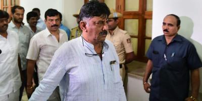 Congress Leader Shivakumar Granted Bail In Money Laundering Case