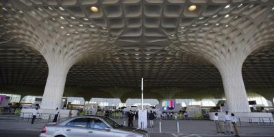 The Chhatrapati Shivaji International Airport, Mumbai. Photo: Reuters