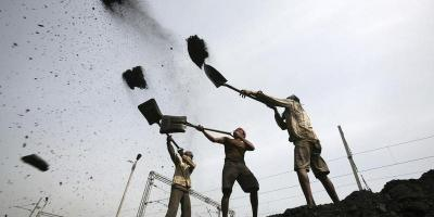 Coal India unions on Thursday began a three-day strike. REUTERS/Mukesh Gupta/Files
