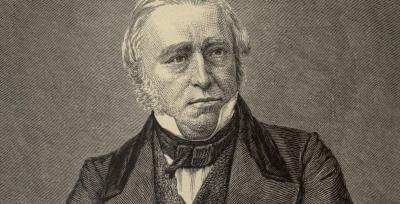 Thomas Babington Macaulay. Credit: Wikimedia Commons/Public Domain