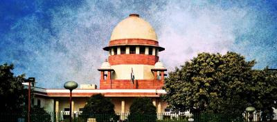 Supreme Court of India in New Delhi. Photo: PTI
