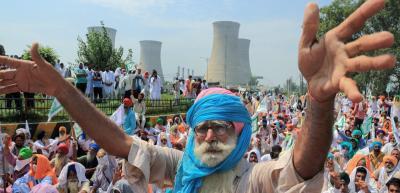 Farmer Leaders Say Ordinances Will End Existing Grain Market, Deprive  Farmers of MSP
