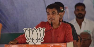 BJP leader Nitin Gadkari. Credit: Facebook/Nitin Gadkari